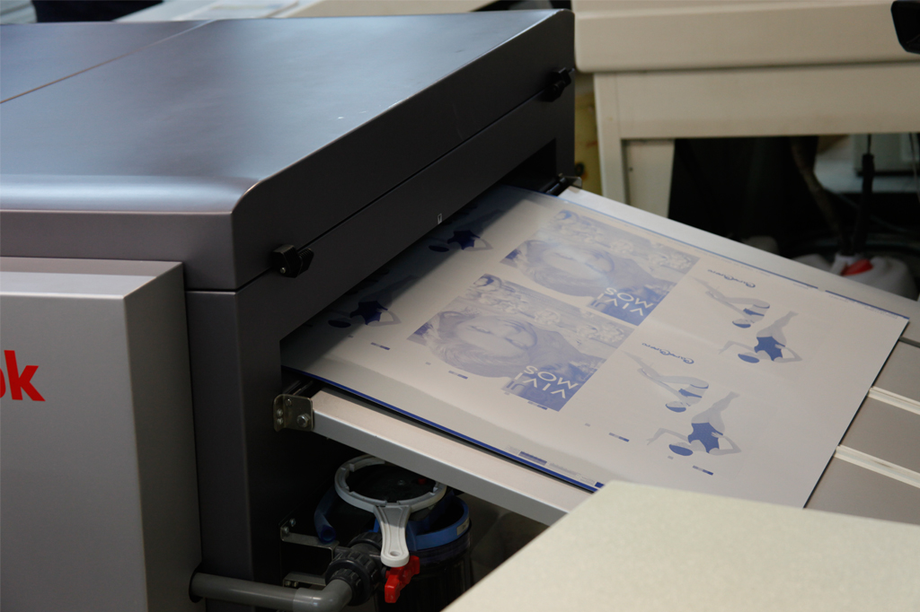 Tecnología de Pre Impresión, Pre-Press
