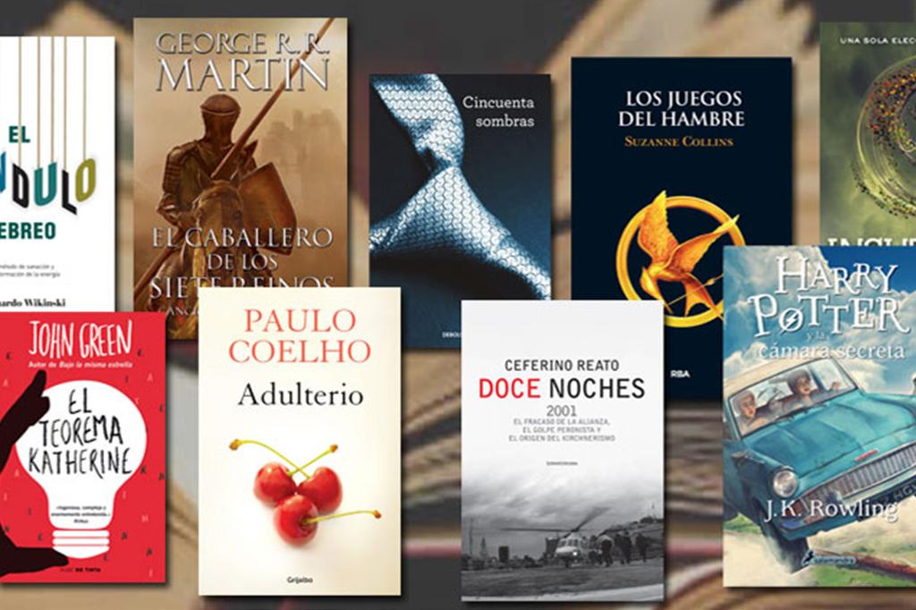 Tecnología de la División Libros de Arcángel Maggio